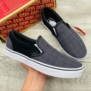 NWT Vans Classic Slip-on Suiting